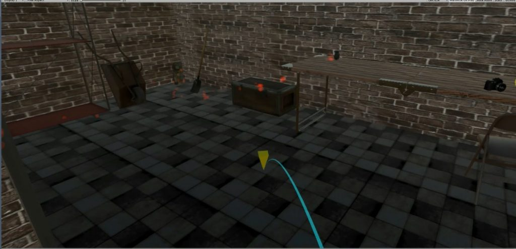 eye-tracking-for anti-terror-police-VR-simulation